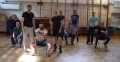 Workshopping with the Barberfellas